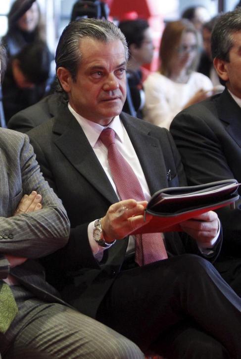 El presidente de Coca-Cola España, Marcos de Quinto.