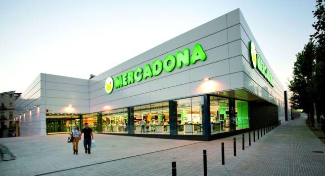 Uno de los supermercados Mercadona en la localidad catalana de...