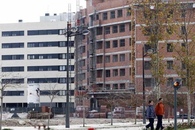 Bloques de viviendas en la Comunidad Valenciana.
