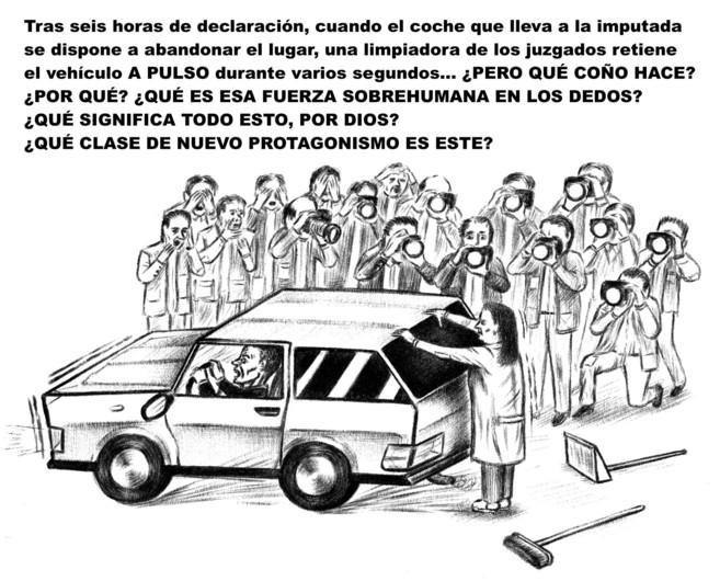Ilustración de Miguel Noguera especial para Tendències El Mundo.