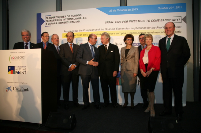 Imagen de la sesión inaugural del Programa Especial de Fondos de BMP...