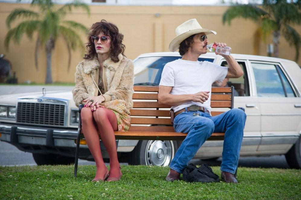 Fotograma del filme 'Dallas Buyers Club'.