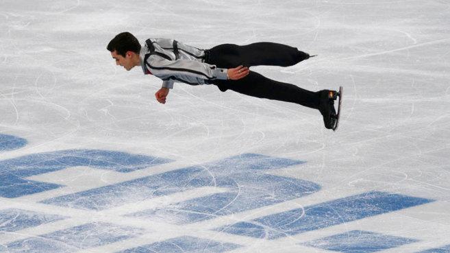 Las pruebas de más audiencia fueron las de patinaje del programa...