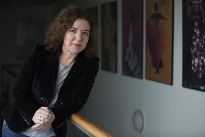 Isamay Benavente, directora del Festival de Flamenco de Jerez.