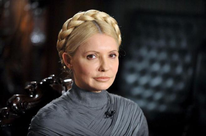 La ex primera ministra de Ucrania en una foto de archivo.