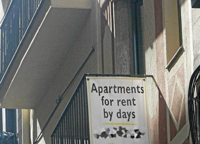 Viviendas en alquiler por días ubicadas en Barcelona.