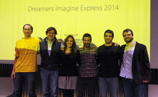 Los últimos seis participantes que se unen a la experiencia creativa