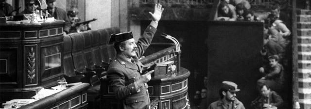 Hoy hace 33 años de aquel vergonzoso golpe de Estado.