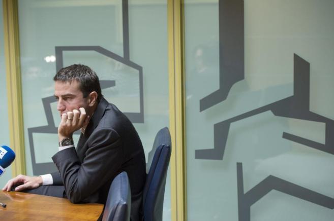 El parlamentario de UPyD, Gorka Maneiro.