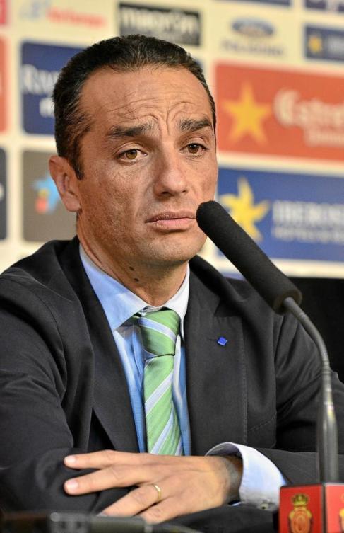 José Luis Oltra en una imagen de archivo.