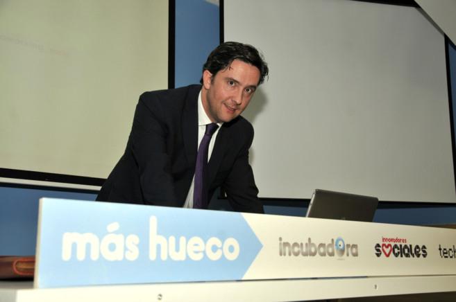 José Luis Ruiz Bartolomé, en la conferencia sobre el sector...