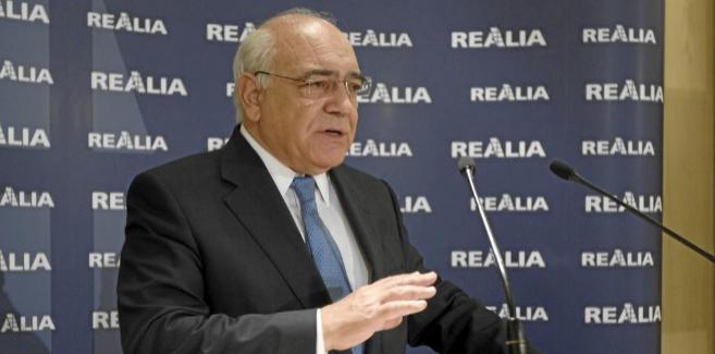 Ignacio Bayón, presidente de Realia.