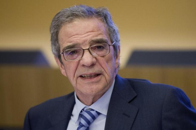 César Alierta, presidente de Telefónica