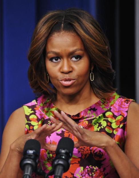 La primera dama, Michelle Obama, anunciará hoy los detalles de esta...