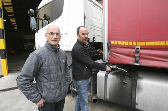 Jordi y Xavier Besora.