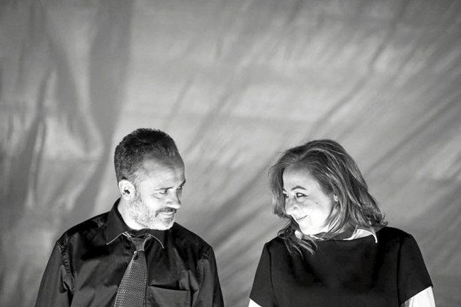 Javi Gutiérrez y Carmen Machi, protagonistas de 'Los...
