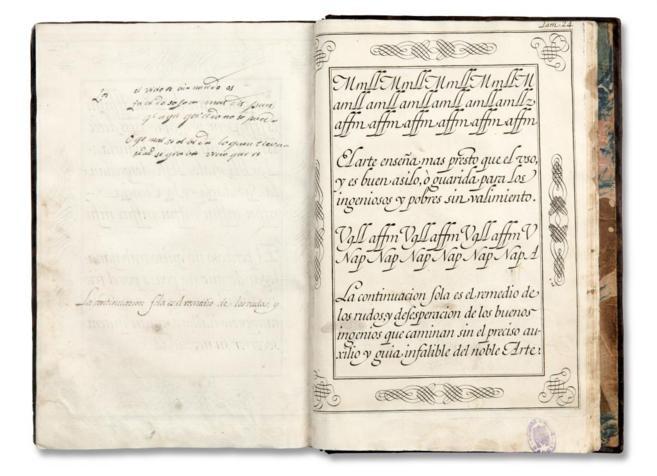 'Tipografia Española', procedente de la Imprenta Real.