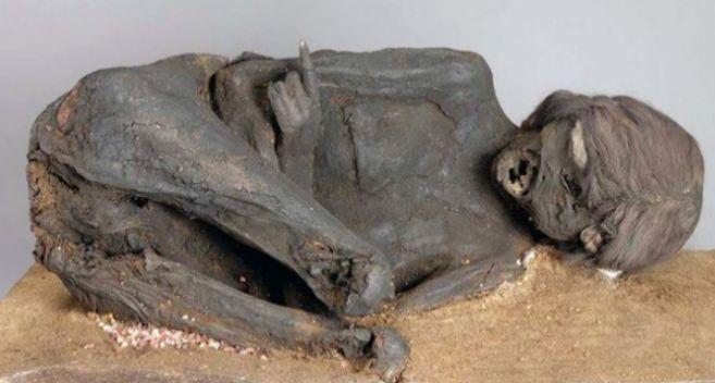 La momia de una mujer inca sacrificada a golpes