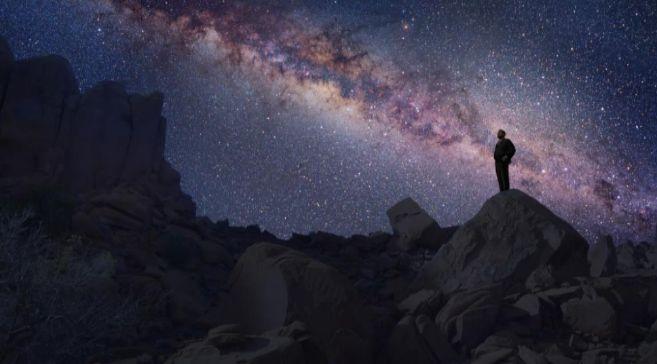 Fotograma de la nueva serie 'Cosmos', que se emitirá a...