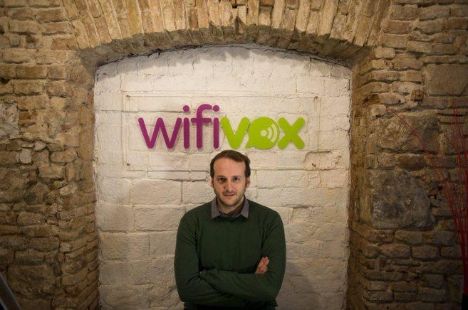 Borja Ruiz es el desarrollador de negocio de la empresa barcelonesa...