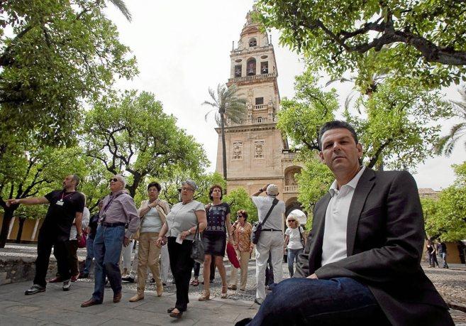 Antonio Manuel Rodríguez,  uno de los propulsores de la plataforma...