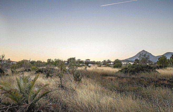 Terrenos comprados por la Trama Gürtel en La Nucía