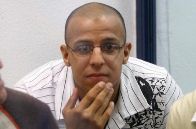 Rafa Zouhier, durante la lectura de la sentencia del 11-M, en...
