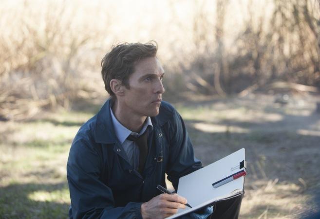 McConaughey interpreta a Rust Cohle en 'True Detective'.