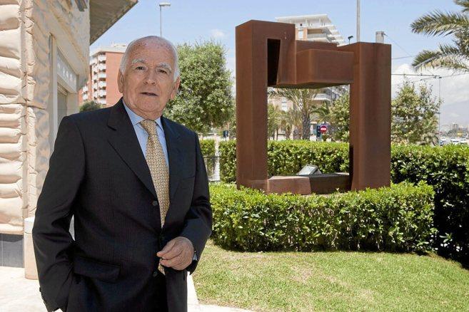 El empresario y filántropo alicantino, Manuel Peláez Castillo.