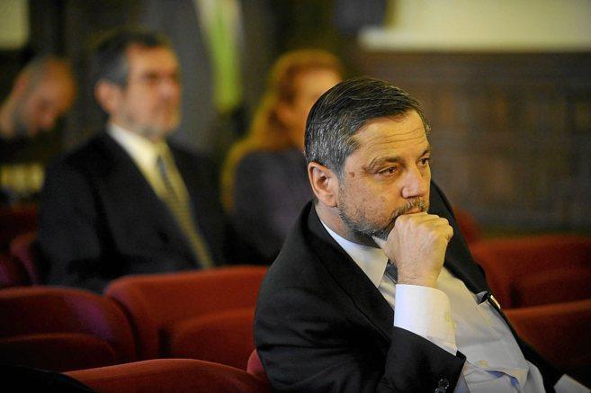 El que fuera director general de Mercasevilla, Fernando Mellet.