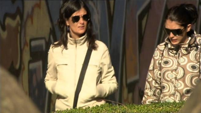 Dos de las protagonistas del documental <em>Mamá, duérmete,...
