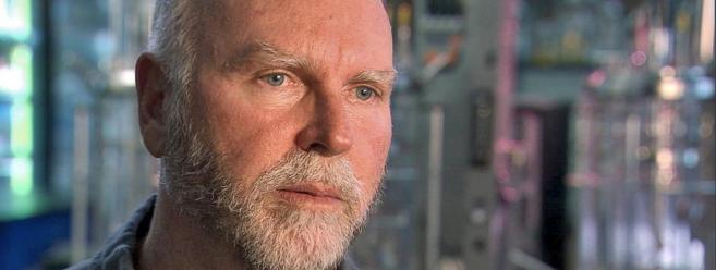 El científico Craig Venter durante su intervención en un documental