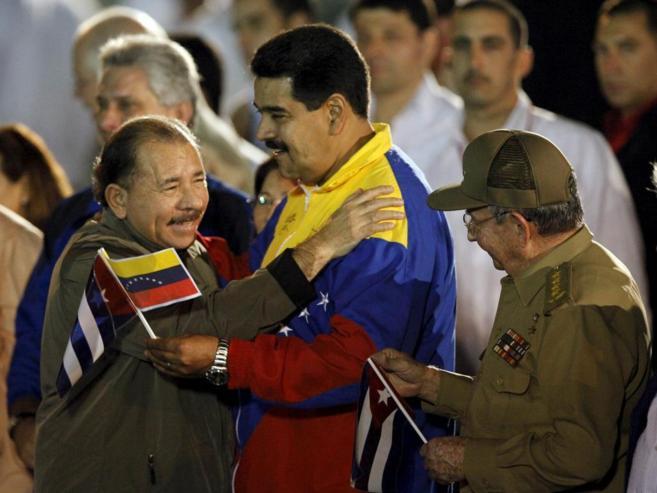 El mandatario nicaragüense reapareció después de diez días de...