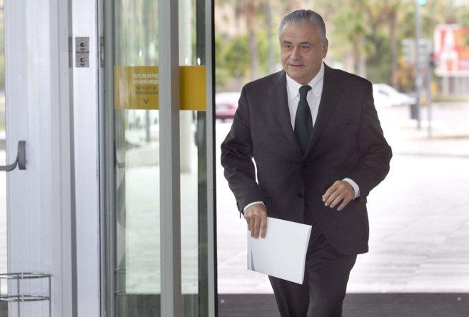 El ex presidente del Comité Ejecutivo de Feria Valencia, Alberto...