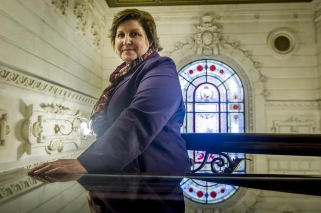 Begoña Barragán, presidenta del Grupo Español de Pacientes con...