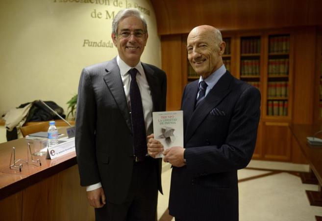 Pedro Crespo de Lara y Antonio Fernández-Galiano.