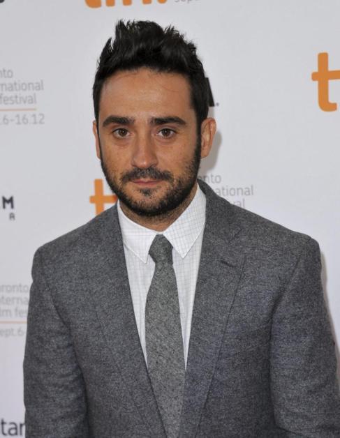 Juan Antonio Bayona en la 37 edición del Festival de Cine de Toronto.