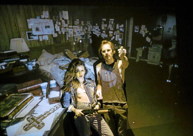 Claudia Benito y Nao Albet protagonizan la obra del Tantarantana