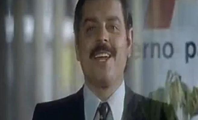 Álvaro Pérez 'El Bigotes' en un frame de la película...