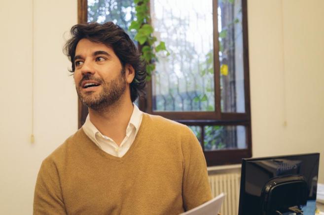 Daniel Yuste, socio director de Designit