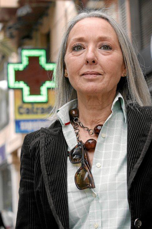 Fe Ballestero, nueva presidenta del Colegio de Farmacéuticos de...