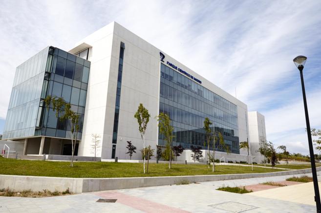 Sede del Parque Científico de Madrid en el campus madrileño de...