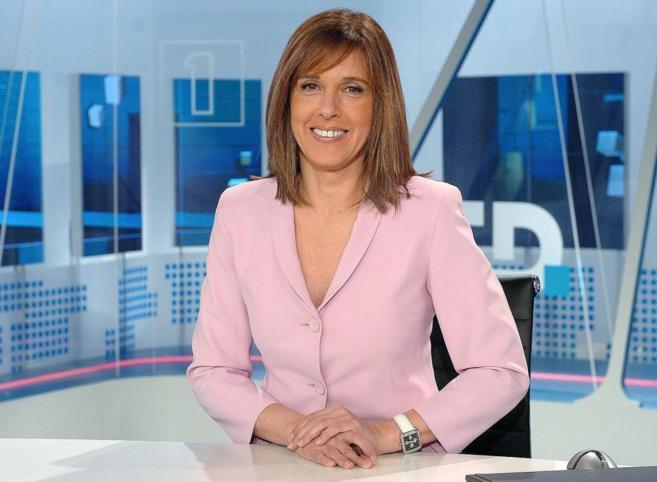 Ana Blanco es uno de los rostros históricos de los Telediarios de...