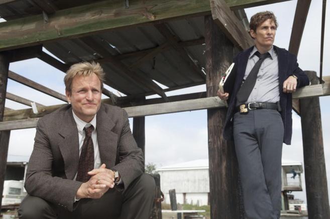 Fotograma de 'True Detective'.