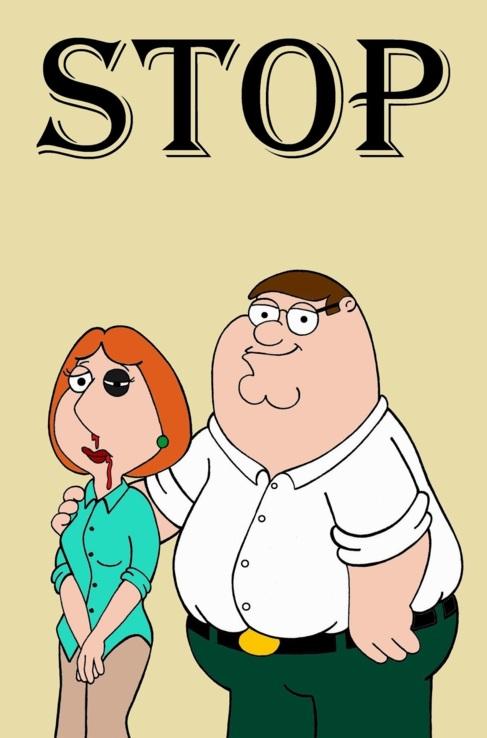 Otros personajes, más recientes, como Peter y Lois Griffin, son una...