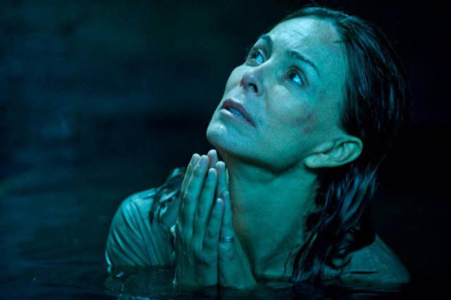Una secuencia de 'La hermandad', película protagonizada por...