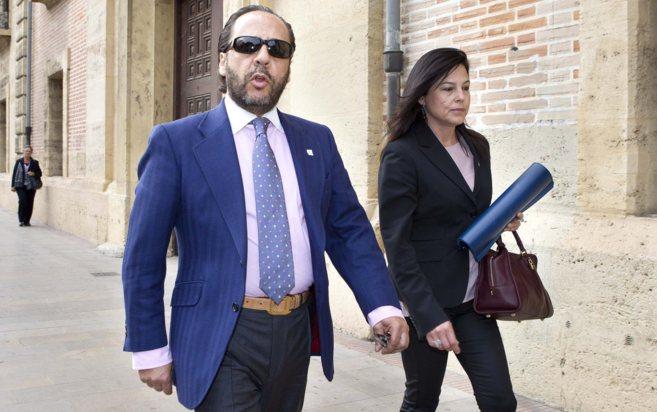 Álvaro Pérez 'El Bigotes', camino del TSJ para prestar...