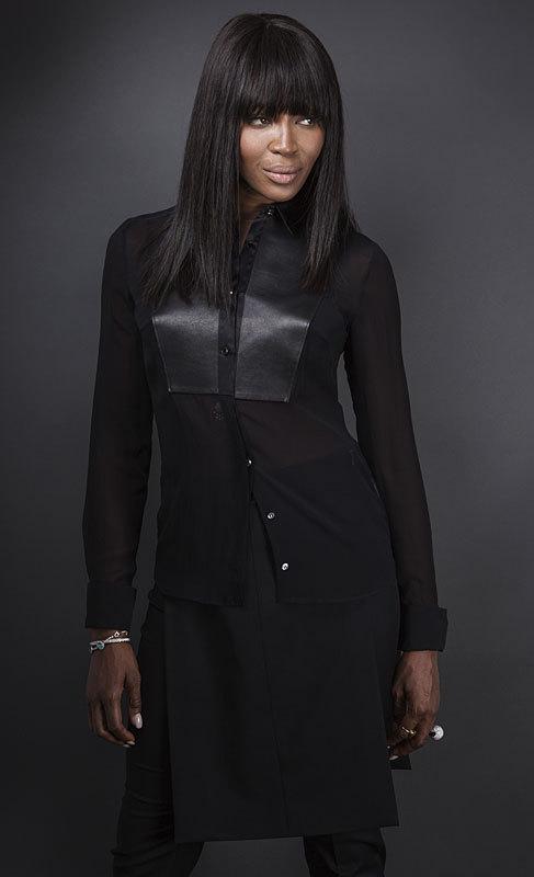 <strong>Naomi Campbell (43).</strong> El año pasado  rompió con  el...