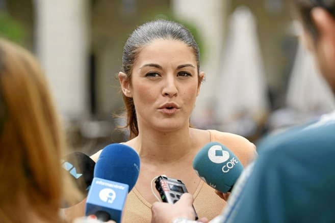 La diputada de Compromís, Miriea Mollà, en imagen de archivo.