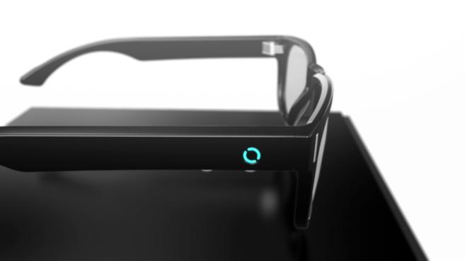 Las WeON Glasses cuentan con sensores LED que sólo ve el propio...